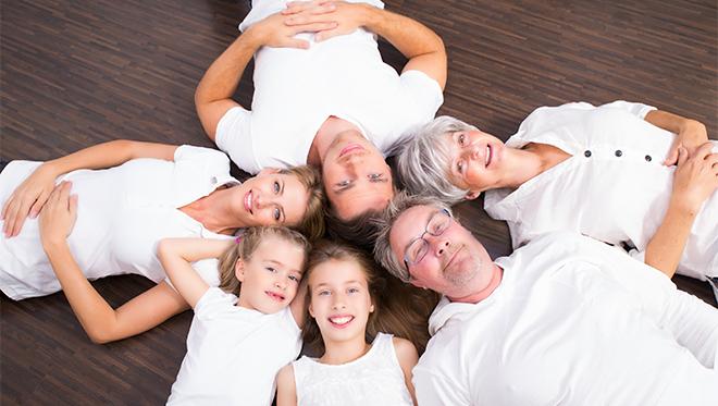 Systemisches Familienstellen